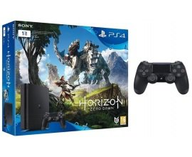 Amazon: Pack PS4 1 To + Horizon Zero Dawn + PS+ 3 mois + 2ème manette à 299,99€
