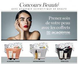 Elle: Des coffrets de produits cosmétiques à gagner