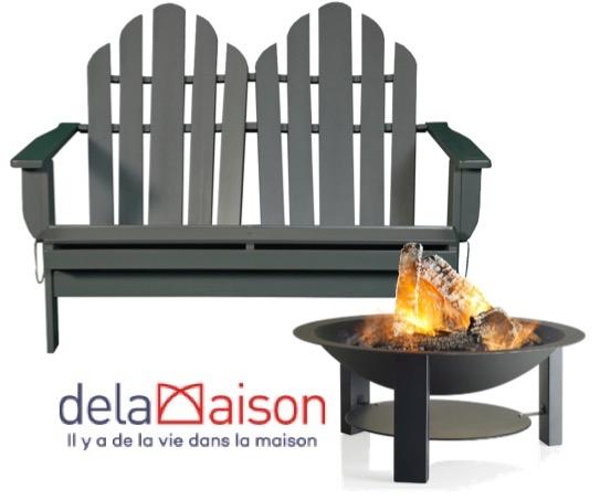 15 De R Duction Sur La Collection De Mobilier De Jardin Wild Nature Delamaison Code Promo