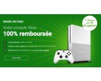 Fnac: 1 chance sur 10 d'obtenir le remboursement intégral de votre console Xbox One