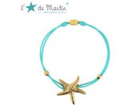 Gas Bijoux: Livraison offerte pour tout achat d'un bracelet L'Etoile de Martin