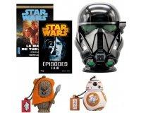 Pocket: De nombreux lots Star Wars à gagner à l'occasion de la sortie du DVD Rogue One
