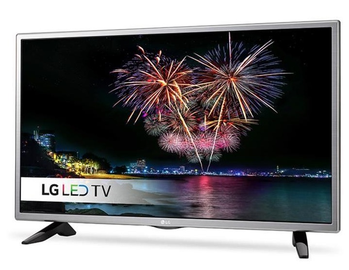 tv led hd 32 pouces lg 32lh510b 189 99 cdiscount. Black Bedroom Furniture Sets. Home Design Ideas