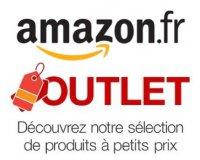 Amazon: Jusqu'à -60% sur une large sélection d'articles outlet