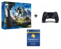 Auchan: Pack PS4 Horizon Zero Dawn 1To + 2ème Dualshock 4 + 3 mois au Playstation Plus