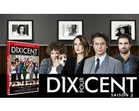 """Allociné: Des DVD de la saison 2 de la série """"Dix pour cent"""" à gagner"""