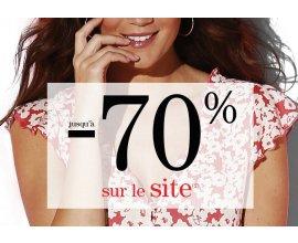 Blancheporte: [Happy Shopping] Jusqu'à -70% sur une sélection d'articles Mode & Maison