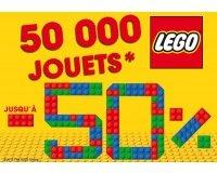 King Jouet: Jusqu'à - 50% sur 50 000 jouets LEGO