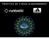 Adidas: 1 paire d'Adidas Supernova achetée = 3 mois offerts à l'appli Runtastic Premium