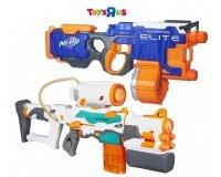 ToysRUs: 10€ déduits dès 50€ d'achat de jouets Nerf