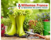 Groupon: 20€ le bon d'achat de 40€ à dépenser sur la jardinerie en ligne Willemse France