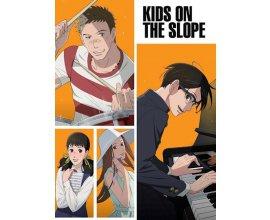 """Dailymotion: Les 12 épisodes de """"Kids on the Slope"""" à voir gratuitement en ligne"""