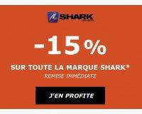 Motoblouz: -10% de réduction sur tous les casques de moto et les visières Shark