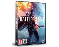 Amazon: Jeu PC Battlefield 1 à 29,99€ au lieu de 59,99€
