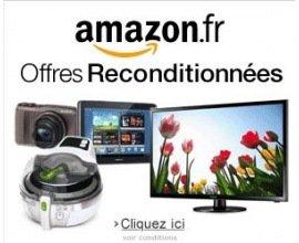 Amazon: 20% de réduction en plus sur les produits reconditionnés