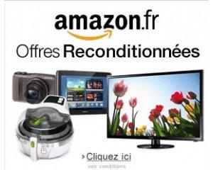 20 de r duction en plus sur les produits reconditionn s amazon. Black Bedroom Furniture Sets. Home Design Ideas