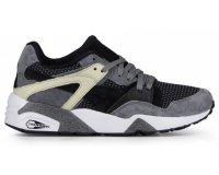 Courir: PUMA Blaze Tech gris/noir à - 50%