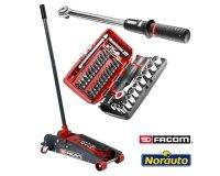 Norauto: 10€ offerts par tranche de 100€ d'achat sur les outils FACOM