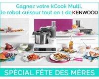 Cuisine Actuelle: 1 robot cuiseur kCook Multi de Kenwood à gagner