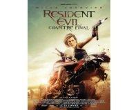 Carrefour: 75 Blu-ray & 75 DVD du film Resident Evil 6 : Chapitre Final à gagner