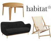 Habitat: Les Journées habitat : jusqu'à -40% sur une sélection de meubles