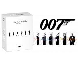 Amazon: Coffret Blu-ray James Bond Collection (24 films) à 65€