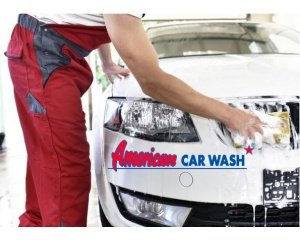 lavage complet de votre voiture dans un centre american car wash pour 39 90 groupon. Black Bedroom Furniture Sets. Home Design Ideas