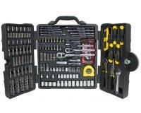 Amazon: Coffret d'outils pour mécanique 210 pièces Stanley STHT5-73795 à 92,15€