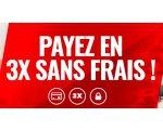 Dafy Moto: Réglez votre commande en 3 x sans frais dès 100€ d'achat