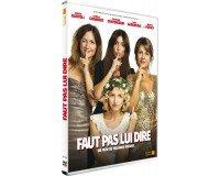 """Rire et chansons: 40 DVD du film """"Faut pas lui dire"""" à gagner"""