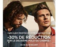 Olly Gan: -30% de réduction sur le 2ème polo ou chemise collection été 2017