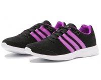 Go Sport: Chaussures de Running Adidas BTE LITE RUNNER W Noir à 30€ au lieu de 60€