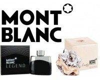 Mont Blanc: Un parfum Mont Blanc Lady Emblem ou Legend offert dès 250€
