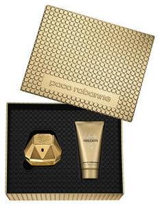 Coffret eau de parfum lady million paco rabanne - Coffret lady million pas cher ...