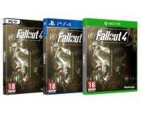 Amazon: Jeu Fallout 4 sur PS4, Xbox One ou PC à 12€ au lieu de 29,99€