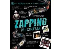 """RTL9: 40 livres """"Le zapping du cinéma"""" à gagner"""