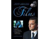 """RTL9: 40 livres """"Le petit Larousse des films"""" à gagner"""