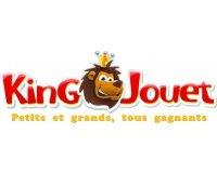 King Jouet: 100€ offerts en 2 bons d'achat de 50€ dès 100€ d'achat