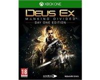 Base.com: Deus Ex: Mankind Divided - Day One Edition sur Xbox One à 7,25€