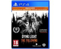 Base.com: Dying Light: The Following - Enhanced Edition sur PS4 à 15,35€
