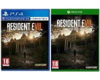 Base.com: Resident Evil VII sur PS4 ou Xbox One à 39,75€