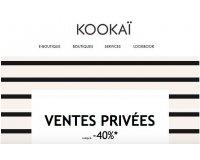 Kookaï : -40% sur une sélection de produits