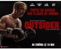 """BFMTV: 30 places de cinéma pour le film """"Outsider"""" à gagner"""