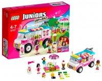 Amazon: Lego Friends : La camionnette de glaces d'Emma (70627) à 15,99€
