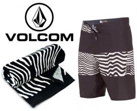 Volcom: Une serviette de plage Volcom offerte pour l'achat d'un boardshot