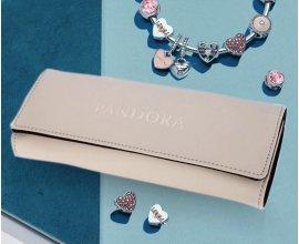 Pandora: [Fête des mères] Une pochette à Bijoux offerte dès 129€ d'achat