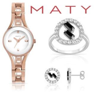 Code promo MATY : [Le shop OUTLET] Jusqu'à -70% sur une sélection de bijoux et de montres