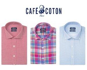 Code promo livraison gratuite cafe coton