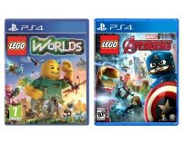 Fnac: 1 jeu vidéo LEGO World sur PS4, Xbox One ou PC acheté = un 2ème jeu LEGO à - 50%
