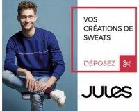 Jules: Votre création + 2 x 500€ en cartes cadeaux à gagner